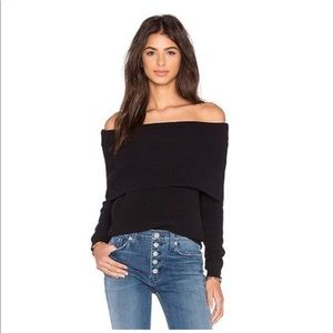 Lovers & Friends Off the shoulder sweater